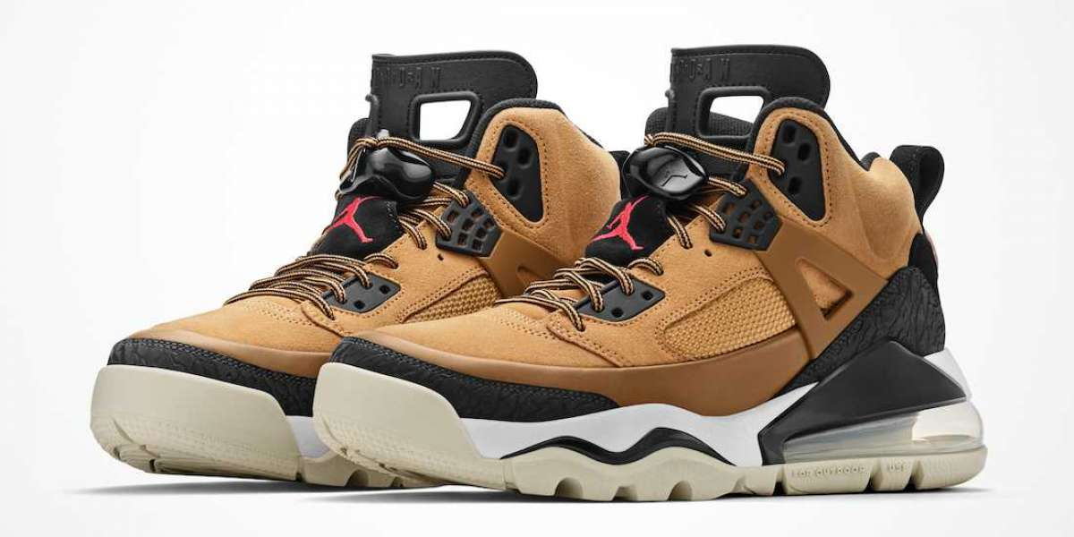 CT1014-201 Jordan Spizike 270 Boot Will Release the Holiday 2020