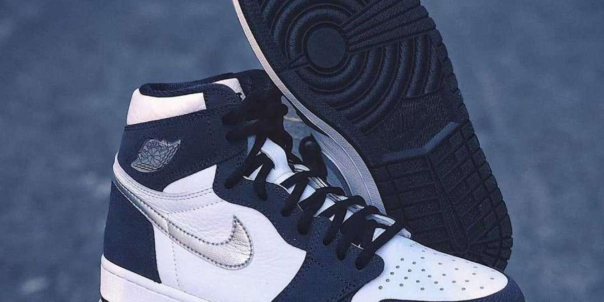 "DC1788-100 Air Jordan 1 High OG CO.JP ""Midnight Navy"" Sneakers to release on October 31, 2020"