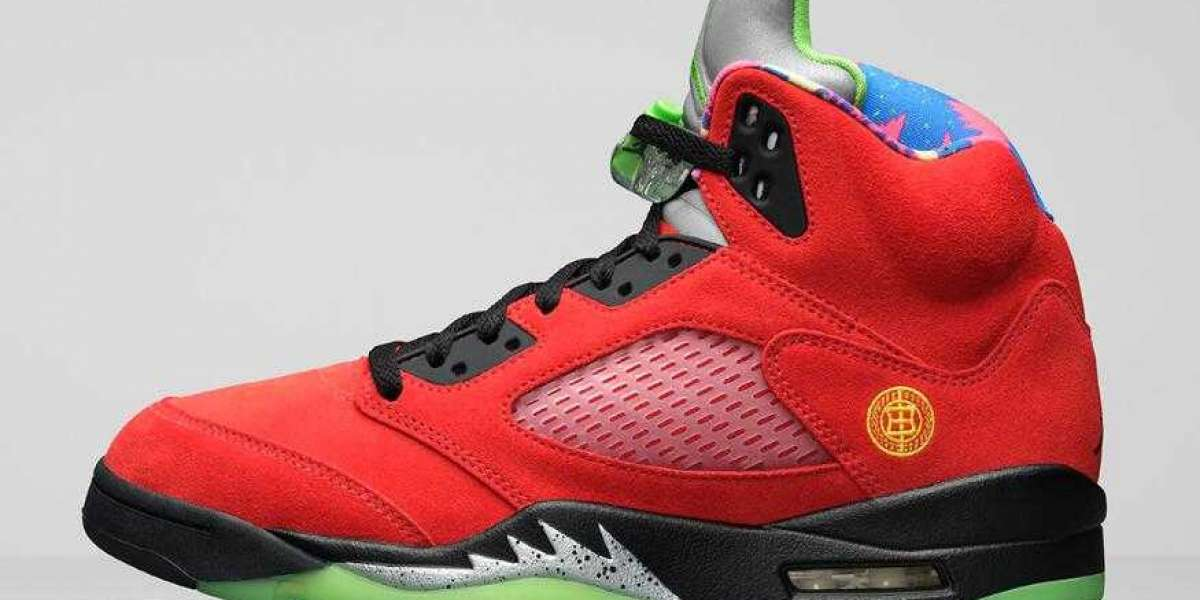 Best Selling Air Jordan 5 Retro SE What The is Available Now