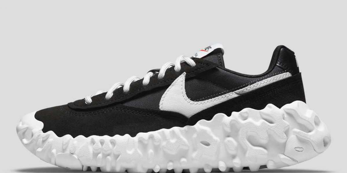 "2021 Latest Nike Overbreak SP ""Black/White"" DC3041-002"