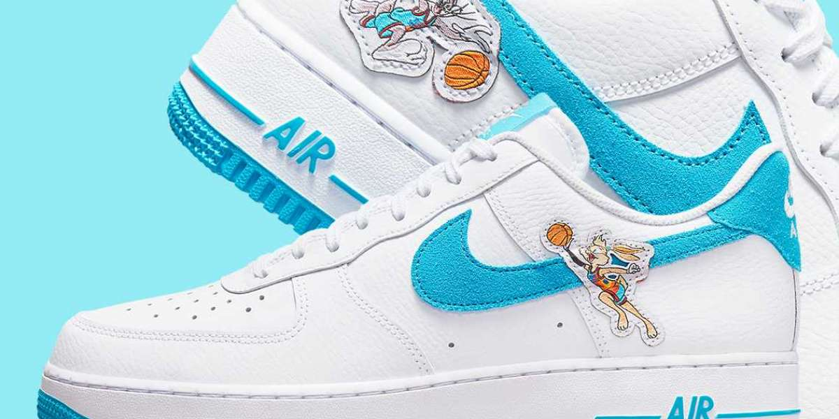 """DJ7998-100 A New Legacy x Nike Air Force 1 Low """"Hare"""" has been released"""