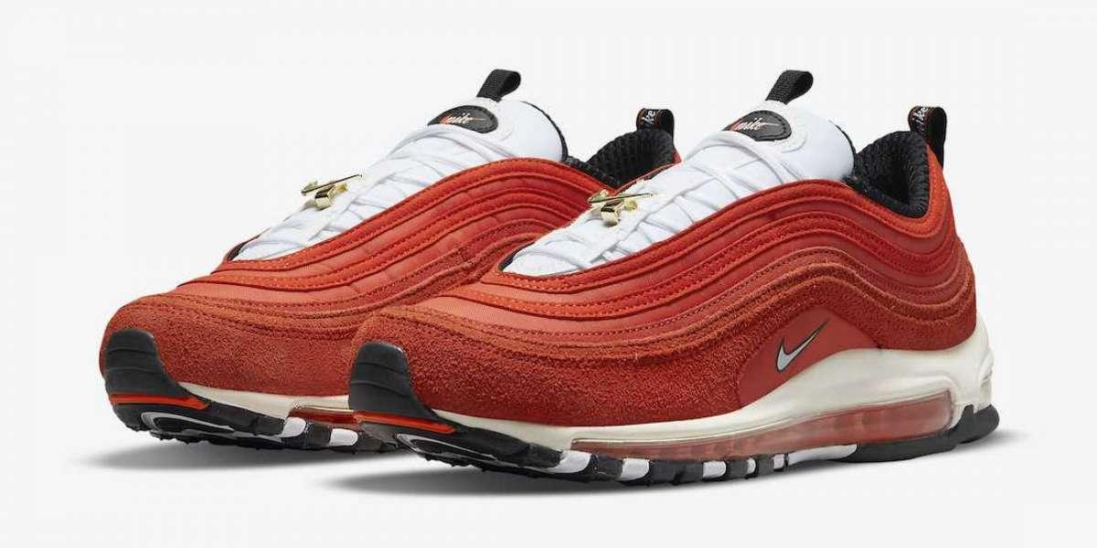"DB0246-800 Nike Air Max 97 ""First Use"" Blood Orange"