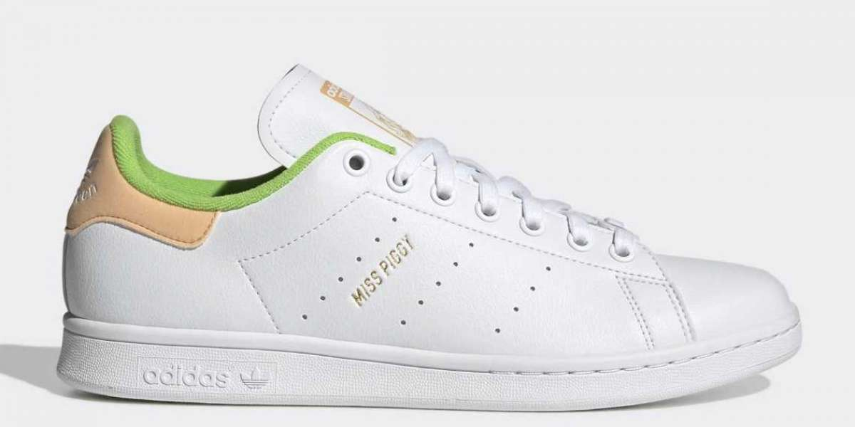 """adidas Stan Smith """"Miss Piggy"""" GZ5996 will be released on August 9th"""