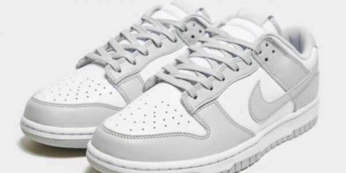 """DD1391-103 Nike Dunk Low """"Grey Fog"""" For Sale"""